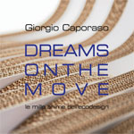 Dreams on the Move cardboard ecodesign exhibition by Giorgio Caporaso