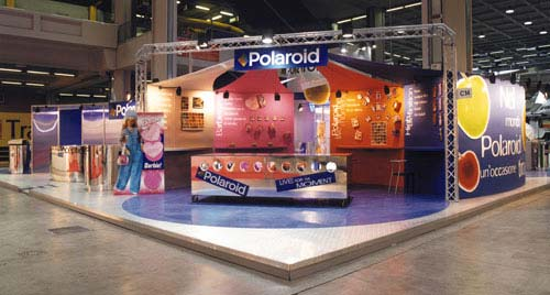 Stand PhotoShow 1999