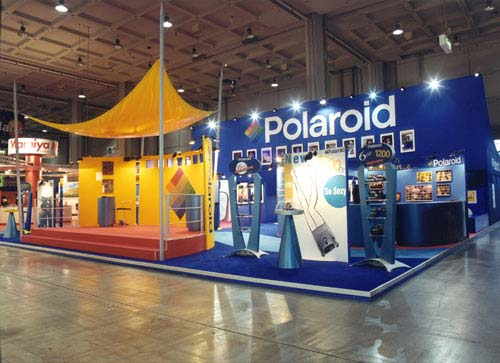 Stand PhotoShow 2001
