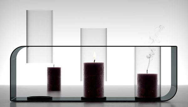 Tobe portacandele e profumatori d ambiente decorativi for Ambiente design